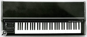 The 64-note successor to the MP700, 1978's MP600 electronic combo piano.