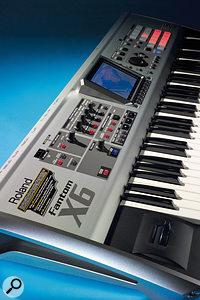 Roland FantomX