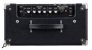 Most controls will be familiar to anyone who's used a tube amp, but the Power settings, which emulate characteristics such as power-supply sag, might be of particular interest to recording guitarists.