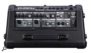 The Cube Street EX caters for most input sources and offers some useful tone-shaping options.