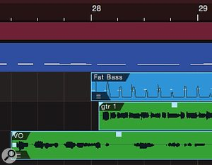Screen 3c: And in this example, we've done the same thing but dragged the bass event instead and all is well.