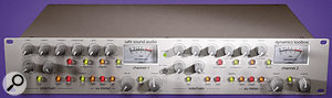 Safe Sound Audio Dynamics Toolbox