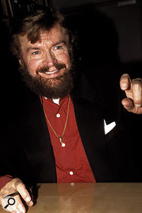 Sam Phillips in later years.