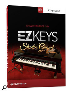 Toontrack EZ Keys Studio Grand.