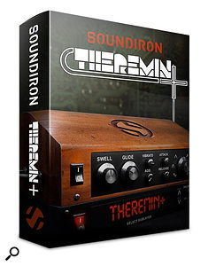 Soundiron Theremin+ box.