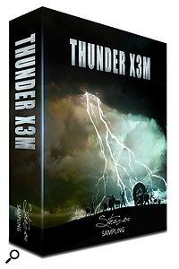 Strezov Sampling Thunder X3M package.