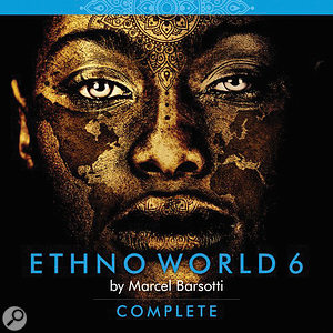Best Service Ethno World 6 Complete cover artwork.
