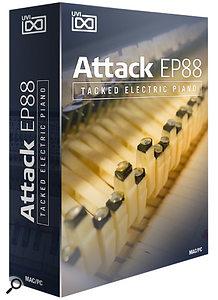 UVI Attack EP88.