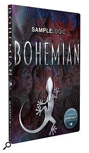 Sample Logic Bohemian sample library.