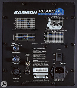 Samson Resolv 80A