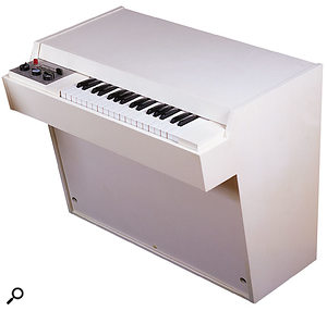 The Mellotron.