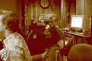 For overdubs, the band and Dan Grech-Marguerat moved to Sear Sound Studios in New York.
