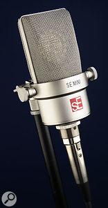 SE Electronics Mini & 2200A