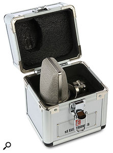 Both mics come with an aluminium case as standard.
