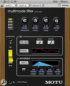Using Your Sequencer's Filter Plug-ins