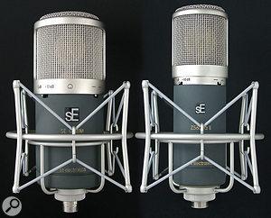 SE Electronics Gemini II & Z5600a II
