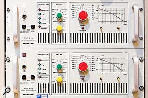 EMT 245 reverbs in Studio 2.