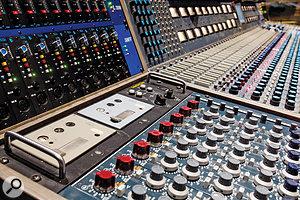 Studio File Sphere Studios, LA.