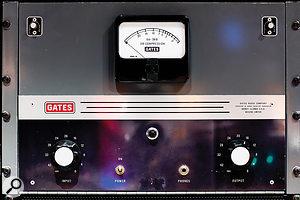 Rare vintage Gates M3529B limiter.