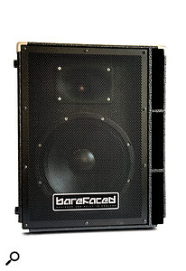 The Barefaced Big Baby 2 cab.