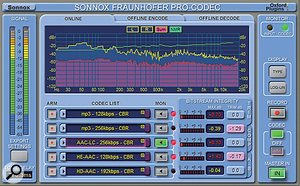 <strong>Sonnox Fraunhofer Pro-Codec</strong>