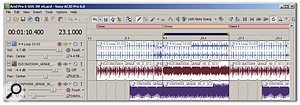 Acid now supports multiple files on a single track.