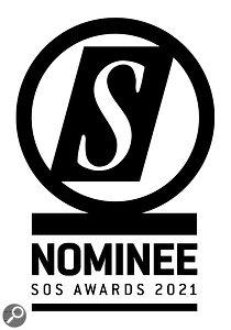 SOS Awards 2021 Nominee logo image