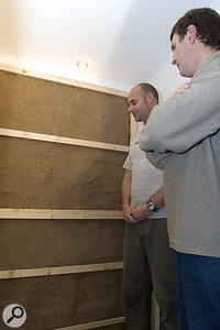 Studio SOS: Building a DIY Vocal Booth