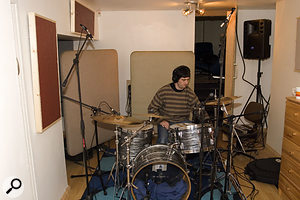 Studio SOS: Drum Recording