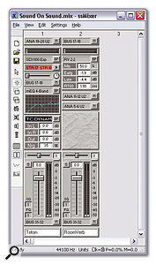 Soundscape Mixpander Power Pak & Mixtreme 192