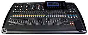 Behringer X32 digital mixer/audio interface.
