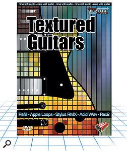 Nine Volt Audio Textured Guitars