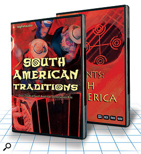 Big Fish Audio South American Traditions & Elements: South America