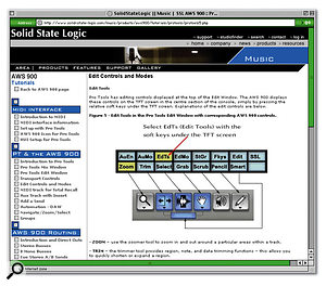 The Solid State Logic web site already has an extensive library of FAQs and detailed tutorials, and there are even things like track sheets to download.