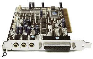 ST Audio DSP3000 M-Port
