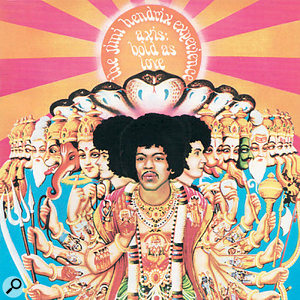 Jimi Hendrix's Axis Bold As Love is a rare example of a successful rock album that uses extreme panning effects.
