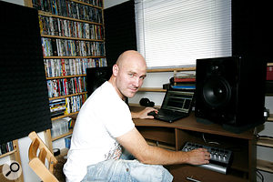 Jamie Knight gets to grips with his new studio setup.