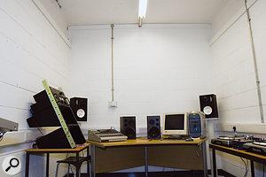 Studio SOS: Calderdale College