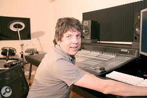 Studio SOS: Kevin Brown