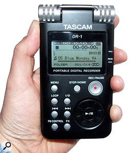 Tascam DR1