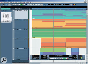 The US1641 comes bundled with Cubase LE 4, a cut-down, but nonetheless useful, version of Cubase 4.