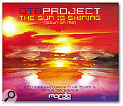 The most recent of Darren's nine top-40 hits is the DT8 Project's 'The Sun Is Shining (Down On Me)'.