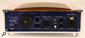 Taylor Guitars K4 Equaliser