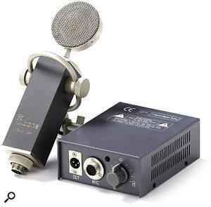The T-Bone Retro Tube multi-pattern valve mic.