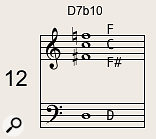The all-purpose, jazzy '7 flat 10' (aka '7 sharp 9') chord voicing, popularised by Jimi Hendrix in the sixties, has become a fixture in pop, rock and jazz.