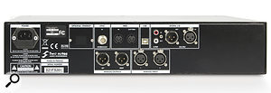 The VM202 offers auseful range of digital and analogue I/O.