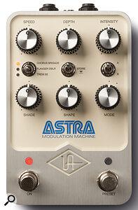 The Astra Modulation Machine.