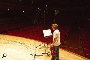 Recording Violin & Piano
