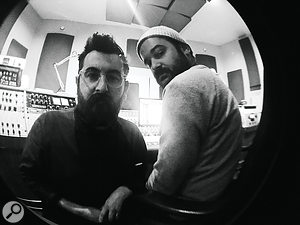 Production duo Boe Weaver