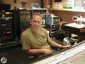 """Engineer Michael Brauer: """"Artists say they want drier-sounding vocals... but what they really mean is that they want something other than reverb."""""""